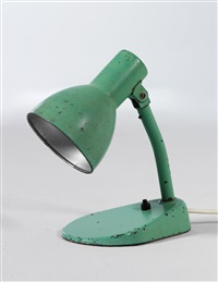 table lamp (model no. 702) (night light) by marianne brandt and hin bredendieck