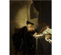 philosopher by salomon koninck