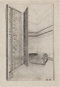 projets d'intérieurs (2 works) by eric bagge