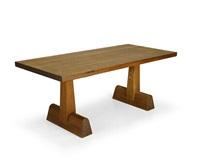 utö dining table by axel einar hjorth