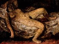 figura tumbada by waldo aguiar