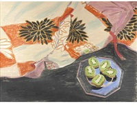 composition with fruit by harriet shorr