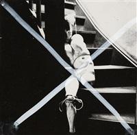 pair of photographic prints from les jeux de la poupée (pair) by hans bellmer