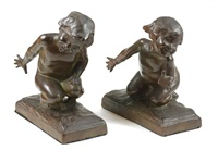 playful children (2 works) by edith barretto stevens parsons