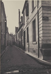 rue descartes, tours by ilse bing