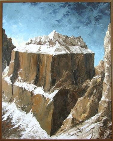 power mountain ii by thomas easley