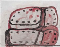 shoes by philip guston
