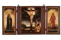 untitled (triptych) by portuguese school (16)