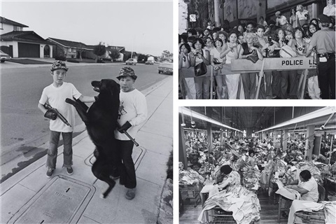 selected images (3 works) by bill owens