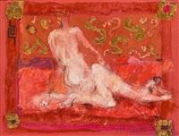 erotyk czerwony by michal zaborowski
