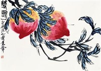 双寿 by qi bingsheng