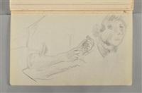 carnet de 1910-1917 (sketchbook w/c.23 works) by pierre bonnard