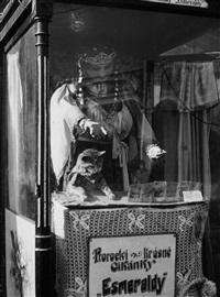 zirkuswagen by tibor honty