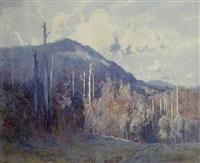 the blue haze by theodore penleigh boyd