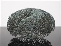 bush sculpture by harry bertoia