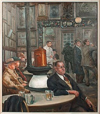 mcsorley's stove by clyde singer
