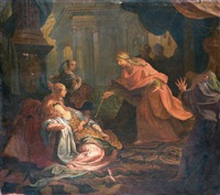 l'évanouissement d'esther by louis galloche