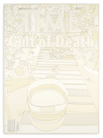 cult of death whites of formica 8 by matthew day jackson
