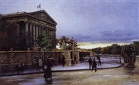 l'assemblée nationale by g. dupont