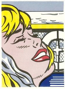 artwork by roy lichtenstein