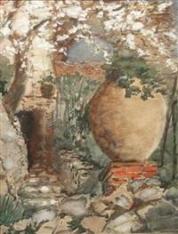 the rock garden carrighrohane by kate dobbin