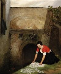 daily duties by hubertus van hove