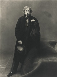 john marin by irving penn