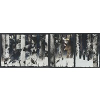 saint francois (triptych) by andrea mastrovito