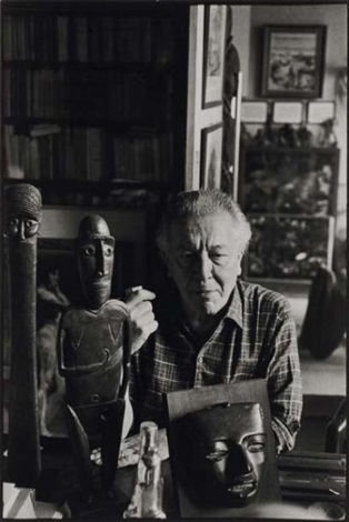 andré breton by henri cartier bresson