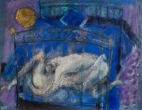 erotyk niebieski by michal zaborowski