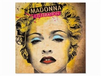madonna celebration by mr. brainwash