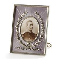 a photograph frame by johann viktor aarne