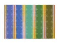 spectral complementaries viii by richard anuszkiewicz