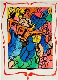 figure by sandro chia