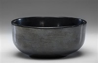 blackware bowl by maria martinez