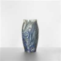 monumental vase by effie hegermann-lindencrone