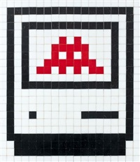 space 0.s. by invader