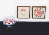 six erotic cookies (in 10 parts) by judy chicago