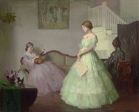 afternoon concert by marguerite stuber pearson
