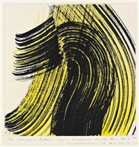 kp1972-6 by hans hartung