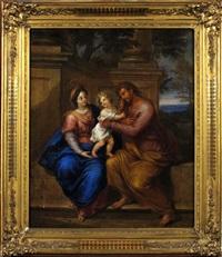 la sainte famille by french school (17)