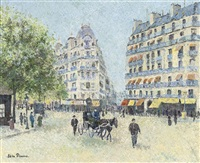 carl à paris by lélia pissarro
