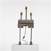 desk lamp by r.m. fischer