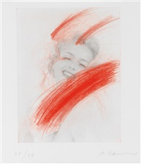 mythos marilyn by arnulf rainer