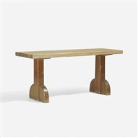 sandhamn table by axel einar hjorth