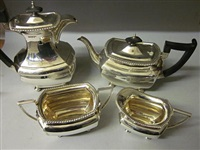 teapot (+ 3 others; 4 works) by walker and hall