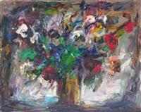 bouquet de fleurs by elemer vagh-weinmann
