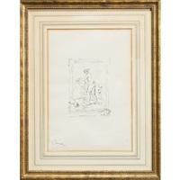l'album des douze lithographes originales, published by vollard, paris by pierre-auguste renoir