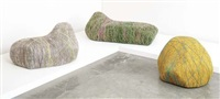 soft rocks seating units (set of 3) by tanya aguiniga