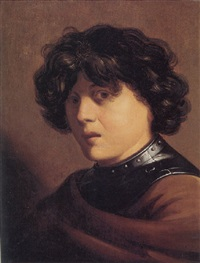 portrait of a youth by jan andreas lievens the younger